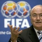 Joseph Blatter polémico