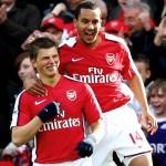 Arsenal recibe al Blackpool en su campo