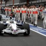 Vulve la Fórmula 1