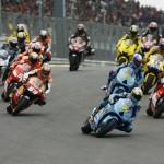 """Los circuitos de MotoGP están """"que arden"""""""