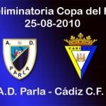 AD Parla y Cádiz FC se enfrentan en la primer eliminatoria de la Copa del Rey