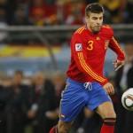 Piqué era el más cotizado en Madrid