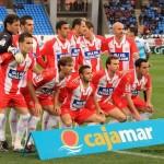 El Almería enfrenta a la Real Sociedad, en casa