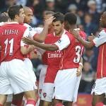 El Arsenal espera conseguir la victoria que lo encamine hacia la  Champions