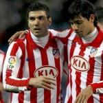 Duda en la delantera del Atlético de Madrid
