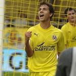 Nilmar lidera el ataque del Villarreal