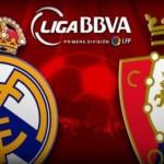 Osasuna quiere doblegar al Madrid