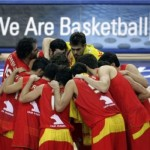 España y Grecia reviven la final del pasado mundial de baloncesto