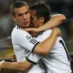 La Selección de Alemania se enfrenta a Turquía