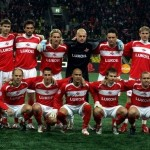 Spartak Moscú recibe al Chelsea