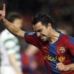 Xavi hernandez podrá estar frente al Valencia