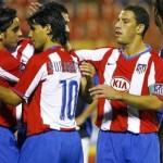 Atletico Madrid enfrenta a la Real Sociedad
