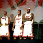 Las nuevas estrellas de Miami Heat se enfrentan a los Minnesota Timberwolves