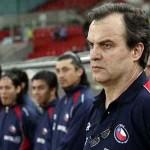 Bielsa se despide de Chile en partido frente a Uruguay