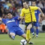 Enfrentamiento de domingo: Getafe vs Barcelona