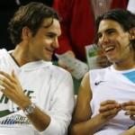 Federery Nadal disputarán un partido a beneficio en la Caja Mágica