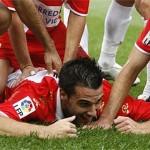 El Almeria enfrenta al Sevilla en el Sánchez Pizjuan
