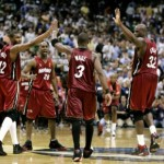 Basketball - NBA Championship - Nicks vs. Heat