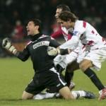 Palop vuelve a entrenar con el Sevilla