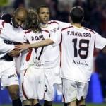 El Sevilla visita el Madrigal, en duro partido frente al Villarreal