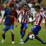 Barça vs Sporting de Gijón