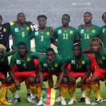 Selección de Camerun