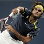 Roger Federer disputa los cuartos de final de Miami frente a Simon