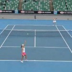 sharapova vs safina