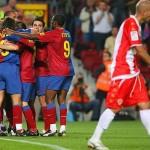 Barcelona lider de la Liga BBVA