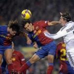 Derby muy parejo entre el Real Madrid y el Barcelona
