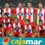El UD Almería intenta salvarse