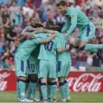 Barcelona campeón de la Liga