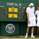 John Isner vs Nicolás Mahut
