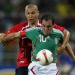 Chile vs México