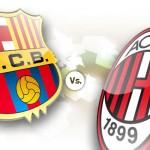 FC Barcelona vs AC Milan