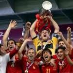 Selección Española en la Eurocopa 2012