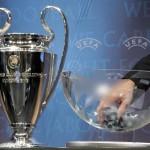 Buscamos suerte en la Champions