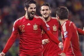 España contra Alemania, campeón vs campeón