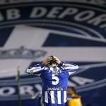 Insua lamenta con el Deportivo de la Coruña