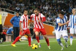 Almería y Real Sociedad se miden en urgencias